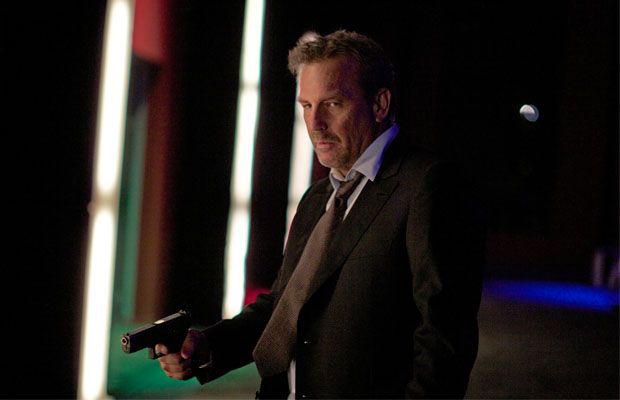 Kevin Costner three days to kill