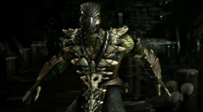 Acid-Spitting Reptile Revealed as Latest Mortal Kombat X Character