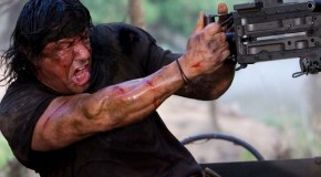 Stallone Prepping for 'Creed' and 'Rambo: Last Blood' in 2015