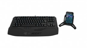 ROCCAT Announces Ryos Phobo Keyboard Concept at CES 2015