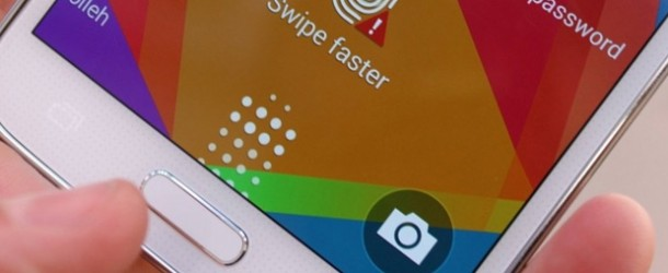 Samsung Galaxy S6 Rumored to Feature Touch-Based Fingerprint Scanner