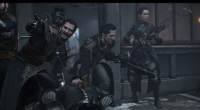 Sony Releases New  The Order: 1886 Trailer and Announces Pre-Order Bonuses