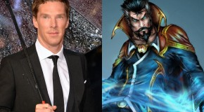 Benedict Cumberbatch Taking 'Dr. Strange' Role Seriously