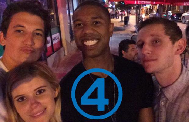 fantastic four reboot