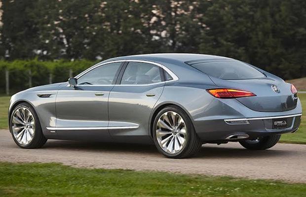 2015 Buick Avenir Exterior
