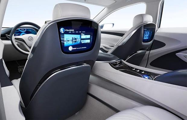 2015 Buick Avenir Interior