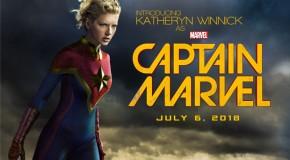 'Vikings' Actress Speaks on Captain Marvel Interest