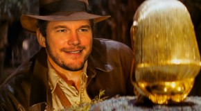 Chris Pratt Doesn't Dismiss 'Indiana Jones' Casting Rumors