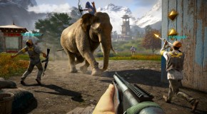 Ubisoft Launches Far Cry 4 Overrun DLC