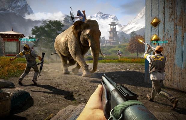 Far Cry 4 Overrun DLC