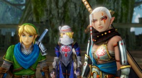 Nintendo Releasing New Hyrule Warriors DLC