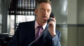 J.K Simmons Open to 'Spider-Man' Return