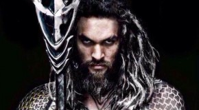 Jason Momoa Provides Update On Aquaman's Look & Role in 'Batman v. Superman'