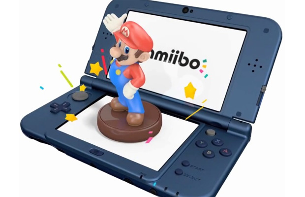Nintendo 3DS Amiibo