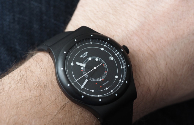 Swatch Android watch
