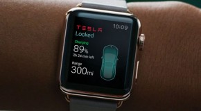 Apple Watch to Control Your Car With Tesla App
