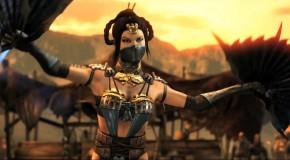 Mortal Komabt X LiveStream Reveals Kitana's Variations