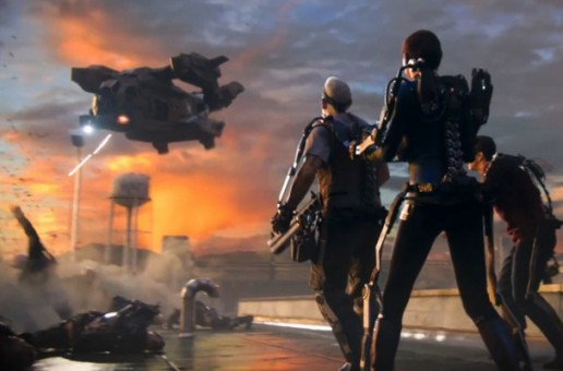 Activision Reveals Call of Duty: Advanced Warfare Ascendence DLC Pack