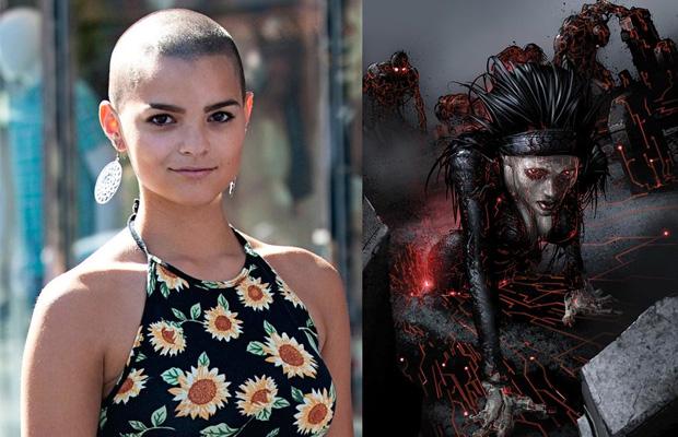 Deadpool Brianna Hildebrand