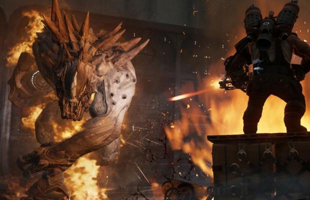 Evolve Monster Skins DLC