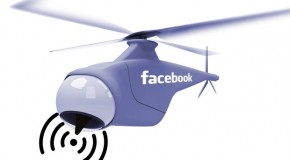 Facebook Setting Its Sights on Solar-Powered Drones