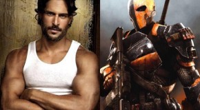 Joe Manganiello Take On Deathstroke Role in 'Suicide Squad'
