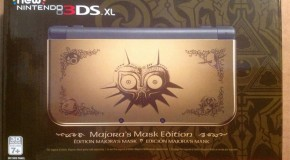 Gamestop to Sell Exclusive Nintendo 3DS XL Majora's Mask Limited Edition Model