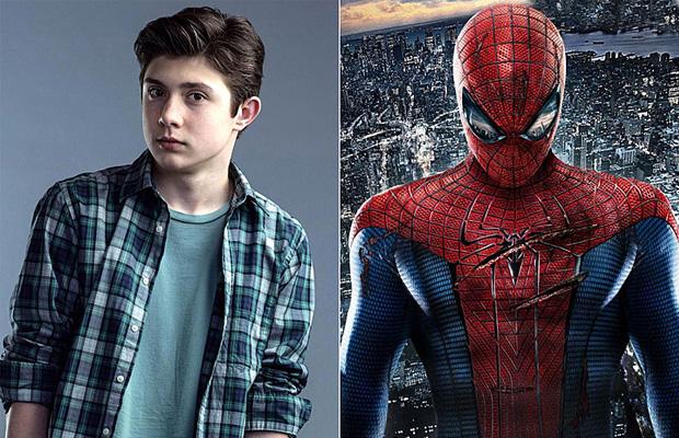Mateus Ward spider-man