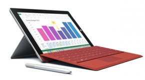 Microsoft Surface 3 Tablet is the Company's Lightest & Cheapest Model Yet