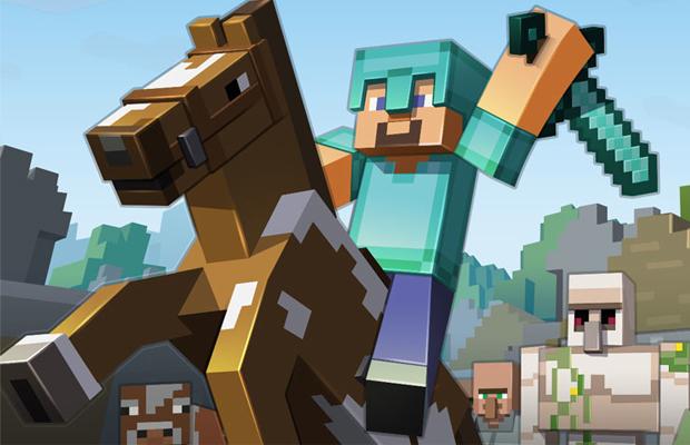 Minecraft banned