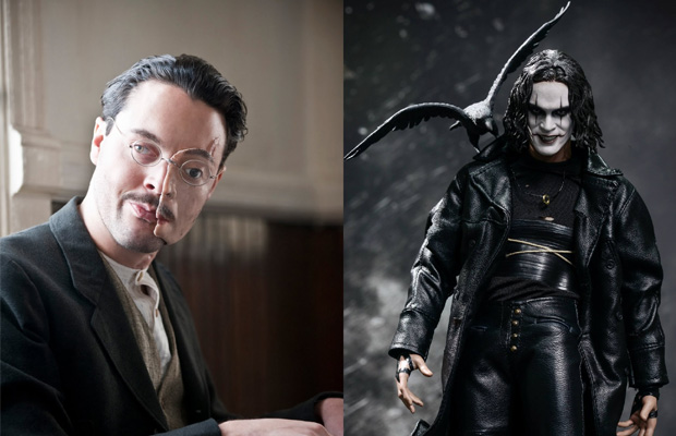 The Crow Remake Jack Huston