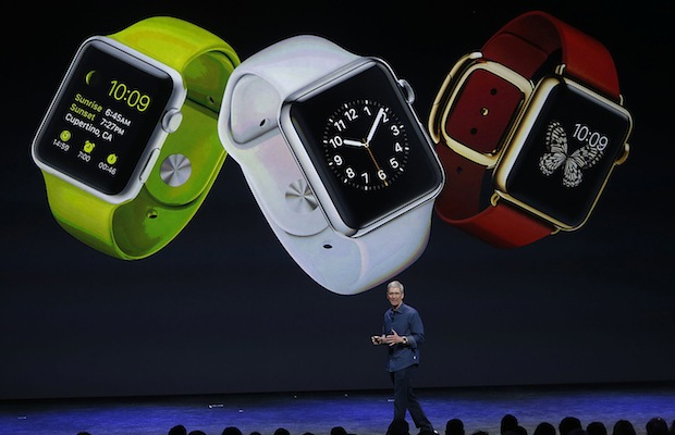 Apple unveils iPhone 6 and iWatch