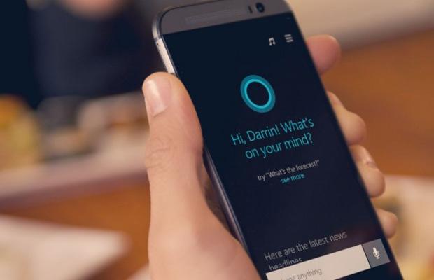 iPhone Cortana