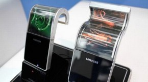 Samsung Earns Patent for Flexible Phone