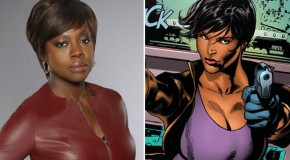 Viola Davis Talks About 'Suicide Squad' Role As Amanda Waller