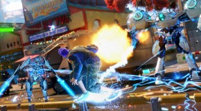 Microsoft Reveals New Sunset Overdrive DLC