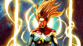 'Captain Marvel' Writer Finds Its Writer