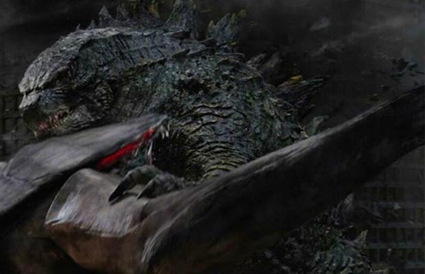 Godzilla 2018