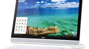 Acer Introduces Chromebase With Touch Screen