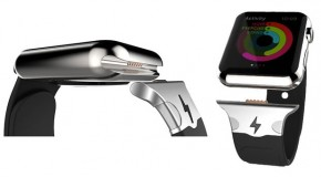 ICYDK: Apple Watch Features Secret Charging Port