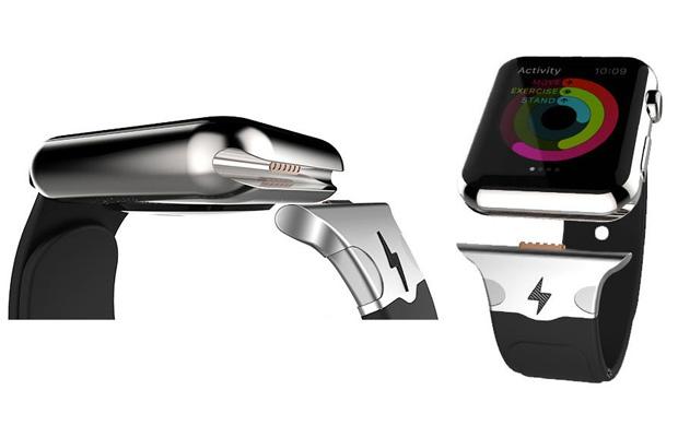 Apple Watch Charging Port