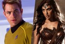 Chris Pine Being Courted for 'Wonder Woman' Film