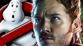 Chris Pratt Rejects All-Male 'Ghostbusters 3' Film