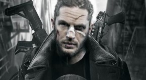 Tom Hardy Has His Target Set on Playing the Punisher