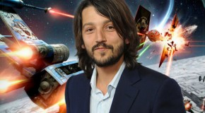 Diego Luna Joins Cast of 'Star Wars: Rogue One'