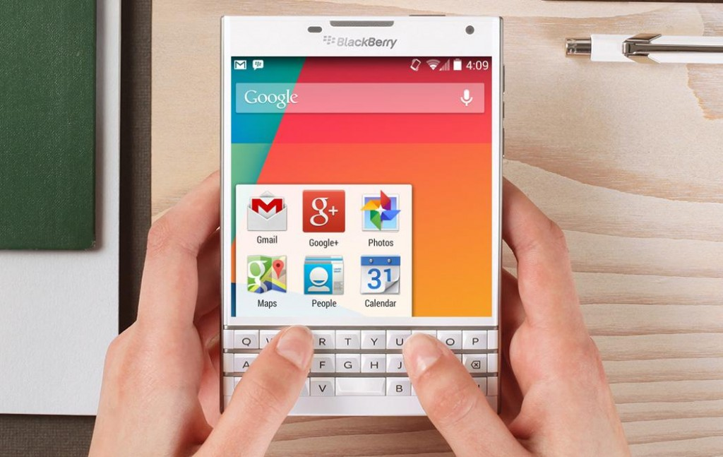 Blackberry-Android-Device
