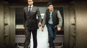 "Matthew Vaughn at Work on ""Kingsman"" Sequel"