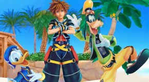 Kingdom Hearts 3 Set For Q3 2016?