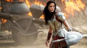 Jaimie Alexander Talks 'Thor: Ragnarok' and 'Captain America: Civil War'