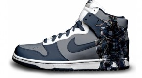 Nike'd Up: Metal Gear Sold Nike Sneakers